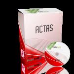 Actas Web